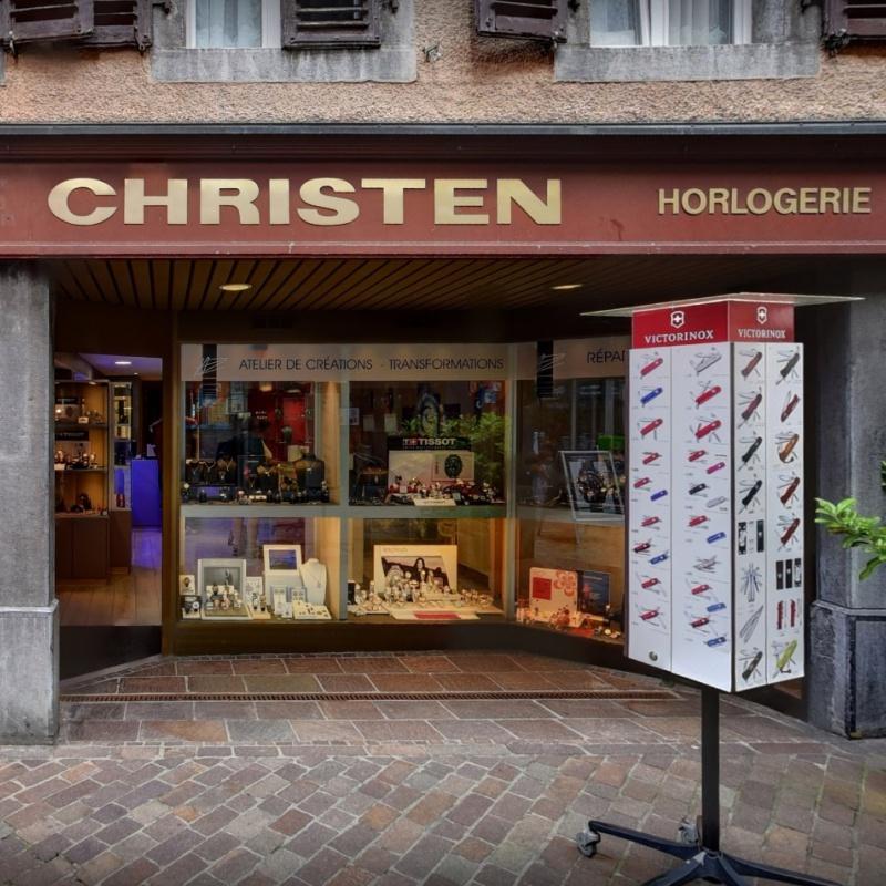 Horlogerie-Bijouterie Pierre-Alain Christen
