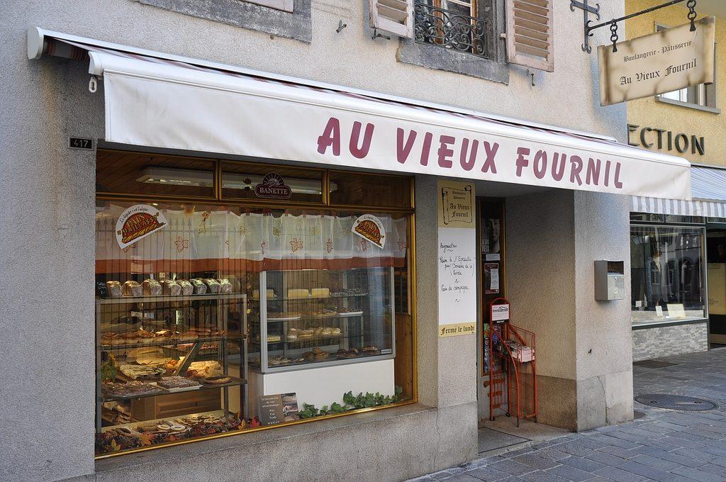 Vieux Fournil